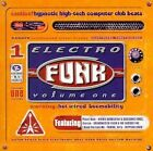ELECTRO FUNK Volume One CD