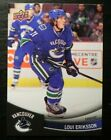 2018-19 Upper Deck Subway Vancouver Canucks Hockey Cards 19