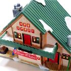 Lemax 1997 Village Chalet Vail Village #75257 Retired Rare Porcelain Collectible