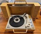 Vintage GE General Electric Wildcat Record Player Portable Turntable Stereo