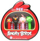 2014 ANGRY BIRDS LIMITED EDITION TIN PEZ SET OF 4! - RED BIRD BOMB PIG STELLA