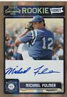 2011 Playoff Contenders Michael Fulmer New York Mets Autograph Auto Card