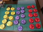 Pokemon Go Valor Teams Leaders Iron On Patch Badge Red Yellow Blue Lot 265