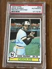 Eddie Murray Cards, Rookie Cards and Autographed Memorabilia Guide 33