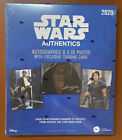 2020 Topps Authentics Star Wars 8x10 Autograph Hobby Box Sealed 1 Auto Per