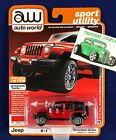 Auto World AW Error Blown TIRE 2018 JEEP WRANGLER UNLIMITED Sahara RED