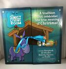 DONKEY IN LIVING ROOM NATIVITY SET A TRADITION THAT CELEBRATES