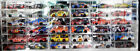 Collectors set of 36 1 64th Diecast NASCAR cars  trucks in Acrylic display case