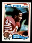 Ronnie Lott Cards, Rookie Card and Autographed Memorabilia Guide 22