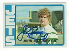 John Riggins Cards, Rookie Card and Autographed Memorabilia Guide 48