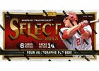 2013 Panini Select Baseball Hobby Box (factory sealed) - 4 Autographs per box