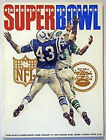Ultimate Guide to Collecting Super Bowl Programs 90
