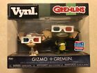 Funko Pop Vynl Gremlins 2 Pack — 2018 Fall Convention Exclusive Gizmo + Gremlin