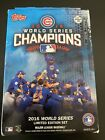 RARE 2016 Topps World Series Champions Factory Sealed Hanger Box CHICAGO CUBS