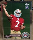 Colin Kaepernick Rookie Cards and Autograph Memorabilia Guide 32