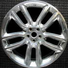 Ford Edge Polished 22 inch OEM Wheel 2009 to 2010