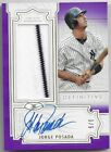 2020 Topps Definitive Collection Baseball Cards 39
