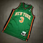 100% Authentic Stephon Marbury Adidas St. Patrick's Day Jersey Size L Mens