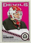 2019-20 O-PEE-CHEE RETRO BLANK BACK PARALLEL #193 CORY SCHNEIDER