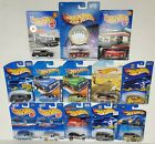 Lot Collection of 13 Hot Wheels 56 Ford F100 Delivery Alco Jiffy Lube T Hunt RR