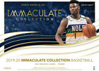 2019 20 Panini Immaculate Basketball Hobby Box Presell One Box
