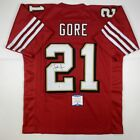 Frank Gore Rookie Cards and Autograph Memorabilia Guide 25