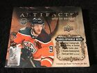 NEW AND FACTORY SEALED 2019 20 UPPER DECK ARTIFACTS HOCKEY HOBBY BOX