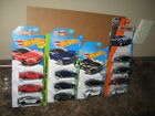 Hot Wheels Matchbox Lot of 12 Tesla Motors Corp Model S Variation Blue Red White