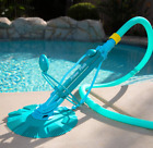 XtremepowerUS Automatic Suction Pool Cleaner Vacuum Climb Wall Pool Cleaner