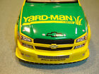 2005 KEVIN HARVICK 92 YARD MAN MTD CHEVY RACE TRUCK 1 24 NEW N BOX RARE ACTION