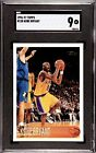 1996-97 Topps Kobe Bryant Rookie Card #138 SGC 9 MINT Comp To PSA BGS LAKERS HOF