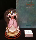 WDCC Disney Cinderella A LOVELY DRESS FOR CINDERELLY + Base GLASS DOME 2848 5000