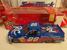 Nascar diecast 1 24 Dodge truckCustom 86 Royal Crown of Derrike Cope RC brand