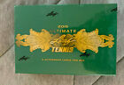 2015 Leaf Ultimate Tennis Hobby Box Unopened Factory Sealed 5 Autographs AUTO
