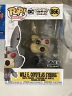 Funko Pop! Looney Tunes DC Bugs Wile E. Coyote As Cyborg Fye Exclusive Preorder