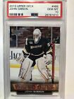 John Gibson Rookie Card Guide 16