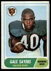 Top 10 Gale Sayers Football Cards 14