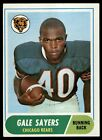 Top 10 Gale Sayers Football Cards 31