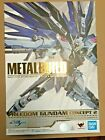 NEW BANDAI METAL BUILD DIE CAST Freedom Gundam Concept 2 Action figure USA