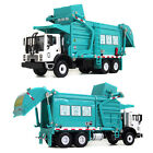 HOT 1 24 Scale Diecast Vehicle Material Transporter Garbage Truck