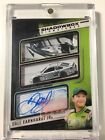 2019 Prime Racing Shadowbox Signatures Dale Earnhardt Jr 🔥 3 3 🔥 AUTO NASCAR