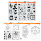 Halloween Stamp  Die Sets by Recollections Your Choice NEW 2020