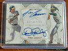 2020 Topps Definitive Collection Baseball Cards 35