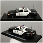 1 43 First Response Replicas Los Angeles Police LAPD Ford Crown Victoria