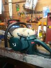 Makita chainsaw gasoline