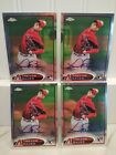 2012 Topps Chrome Baseball Autograph Rookie Variations Visual Guide 45