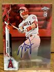 Mike Trout Signs Exclusive Autograph Deal with Topps 9