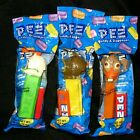 PEZ Candy Dispensers Chicken Little Brand New & Sealed