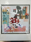 Time Well Spent by McBiff Disney Matted Print David McNeley Minnie Mouse