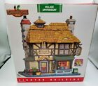 Coventry Cove Lemax Village Apothecary 2008 *Rare